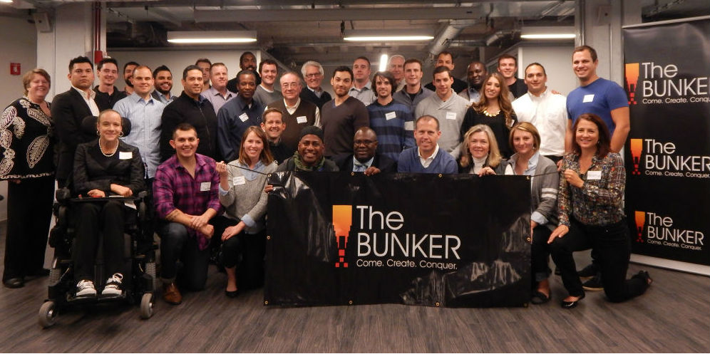 Learn more about The Bunker