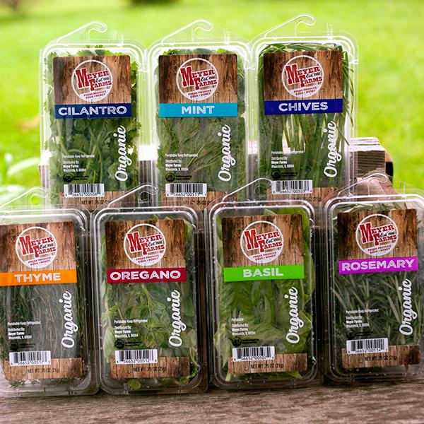 Fresh Herbs by Meyer Farms