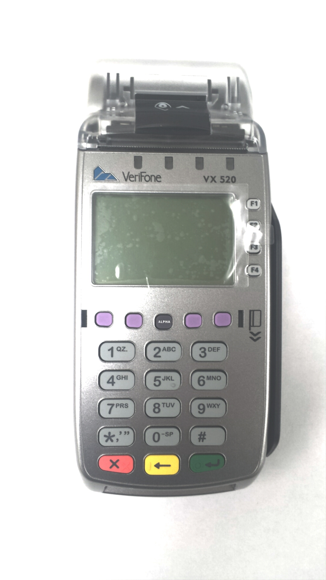 Refurb Verifone Vx520 EMV/Contactless Credit Card Terminal